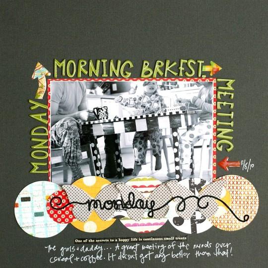 Mondaymorningmeeting