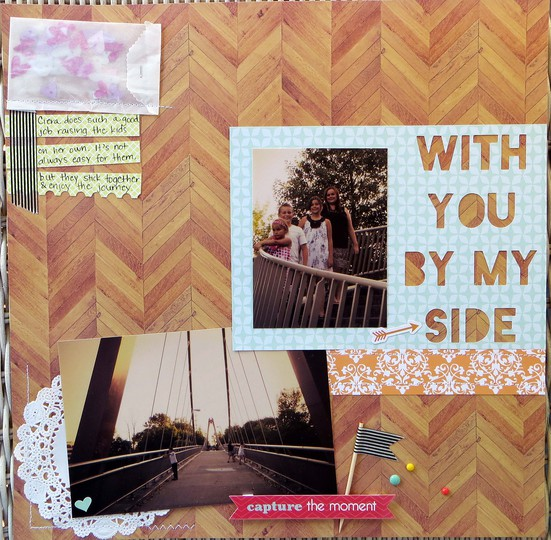 With you by my side