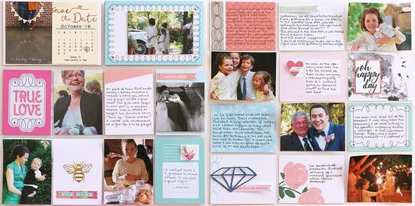 Hk wedding double spread by natalie elphinstone original