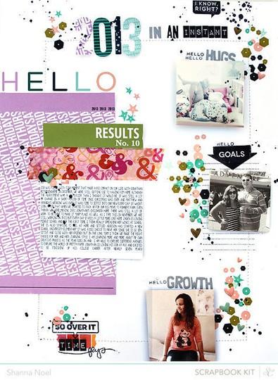 Hello2013memories