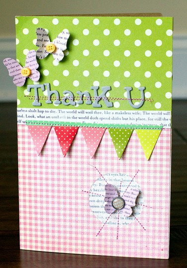 Thank you card   large