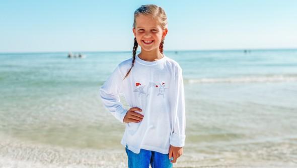 119040 santa sea creatures long sleeve tee kids white slider1 original