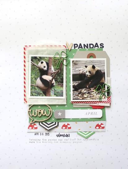 Pandas web original
