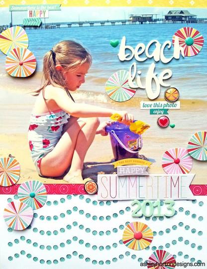 Beach life1
