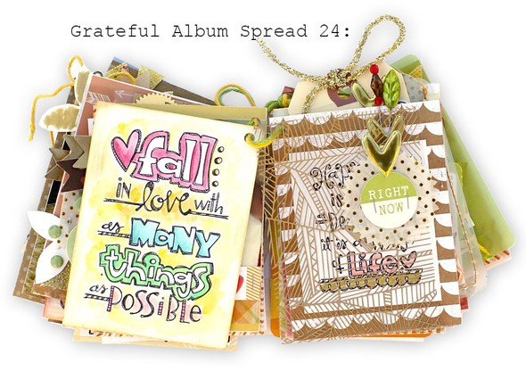 Grateful album spread 24