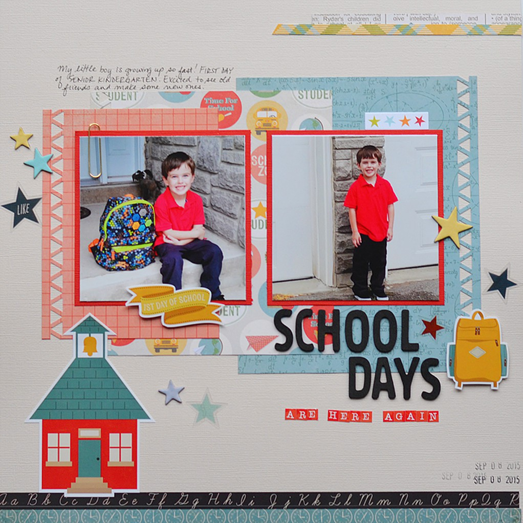 Schooldayshereagain original