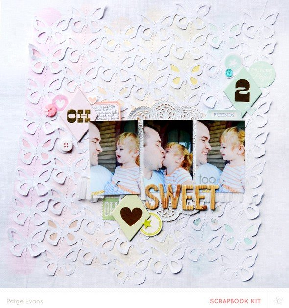 Oh 2 sweet by paige evans
