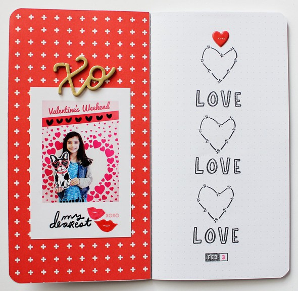 Bpicinich love stamp set full original