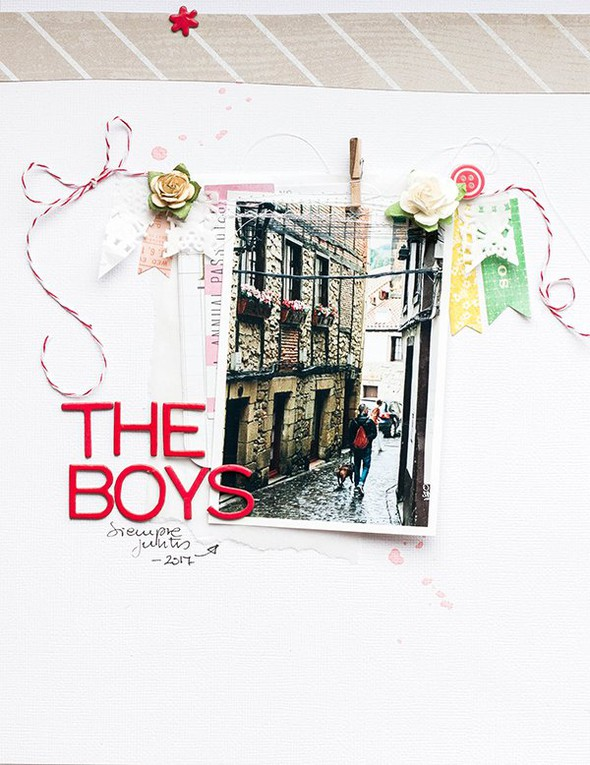 The boys marivi original