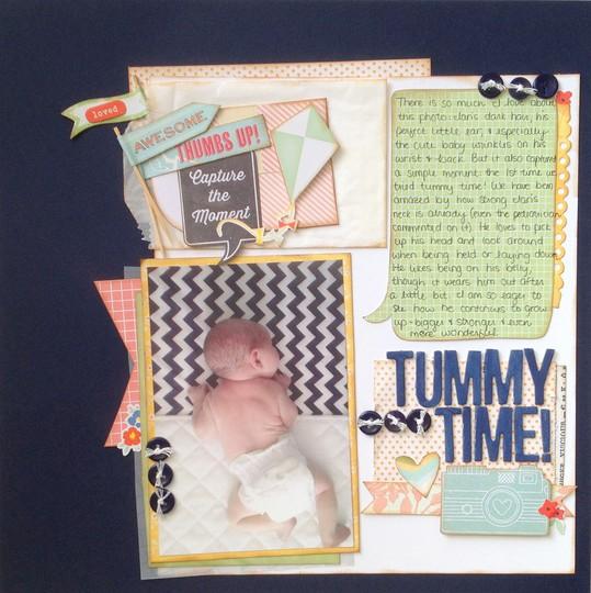Tummytime