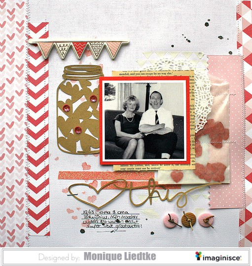 Mliedtke imaginisce valentines layout with footer