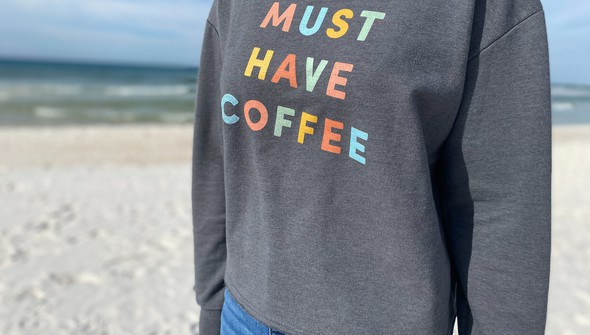 129071 must have coffee slouch sweatshirt women gray slider4 original