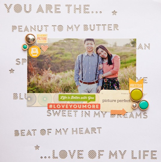 Peanut to my butter by evelynpy