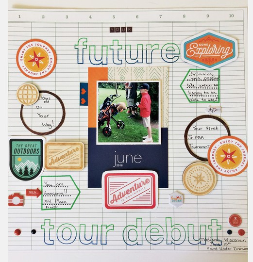 Your future tour debut upload image to use original
