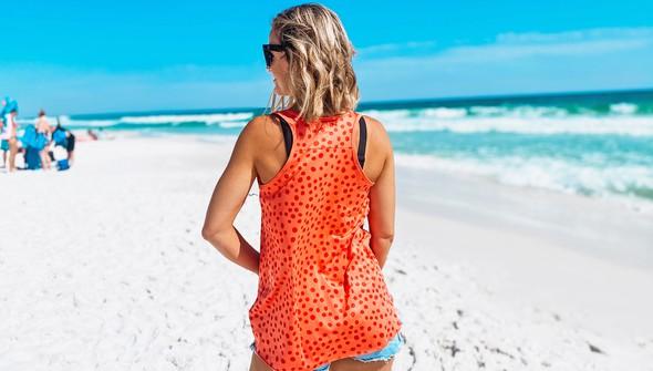 142736  dots tank sun shirt women coral slider6 original