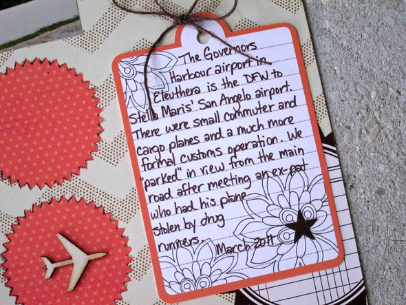 Eleuthera airport journaling betsy gourley