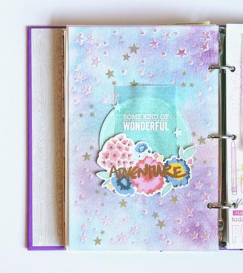 Art journal 5 adventure