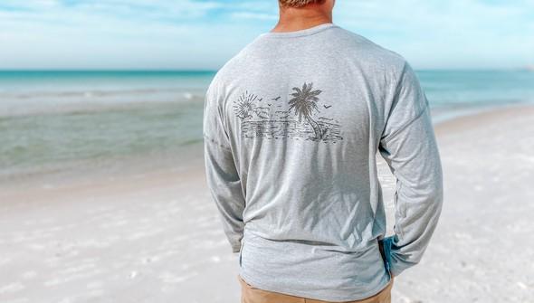 129468 sketched beach long sleeve tee   men   ash slider1 original