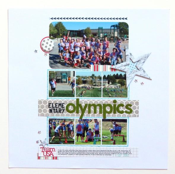 Elementary olympics