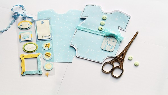 Marketing baby cards original
