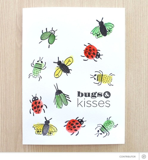Bugs kissescard web original