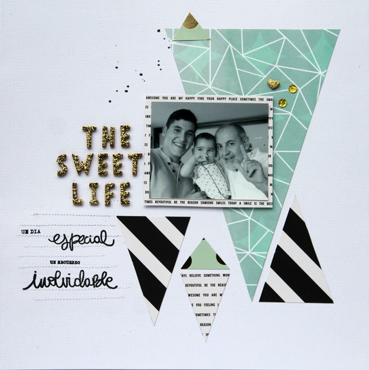 Lo the sweet life1 original