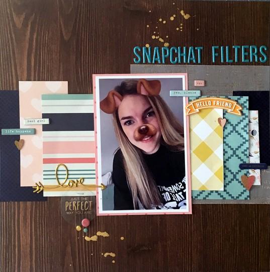 Snapchat filters original