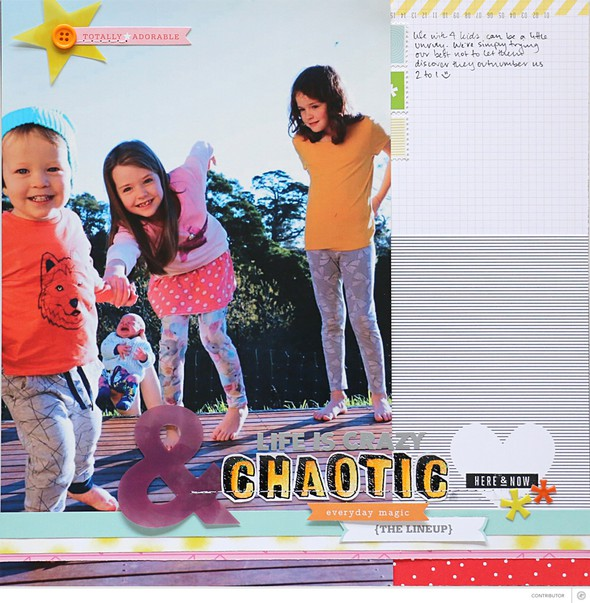 Chaotic by natalie elphinstone original