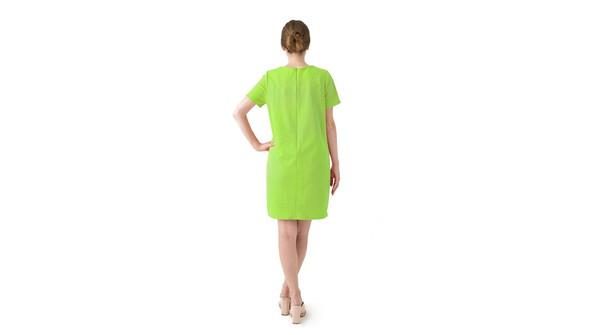 Green dress product listing backnew original original