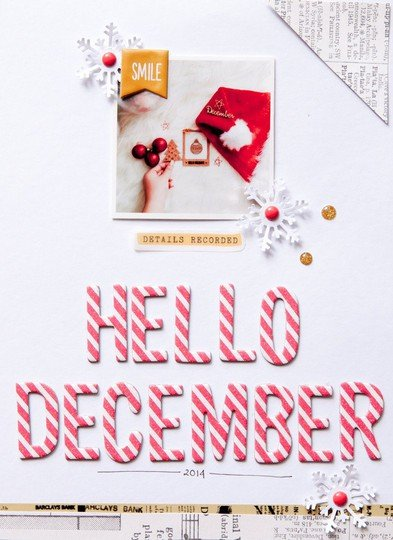 Hello december by evelynpy