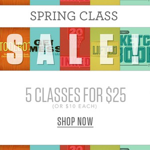 Spring sale day3 blog