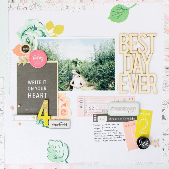 Lo best day ever 01 original