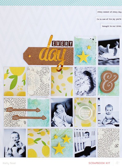 Everyday   studio calico sugar rush kits   kelly noel