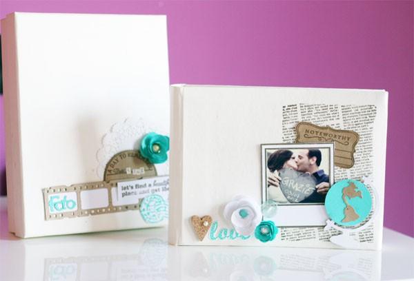 Wedding guestbookandbox