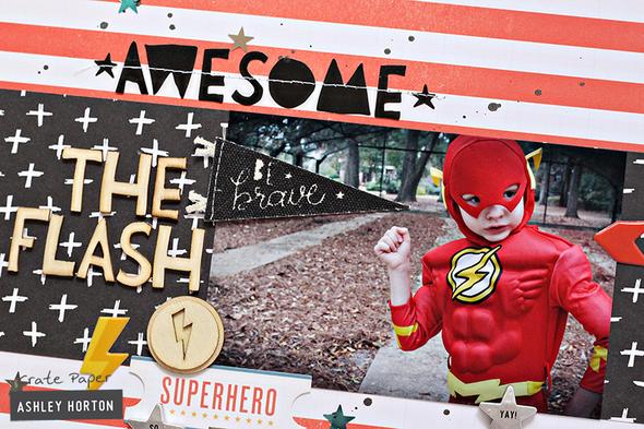 The flash1 original