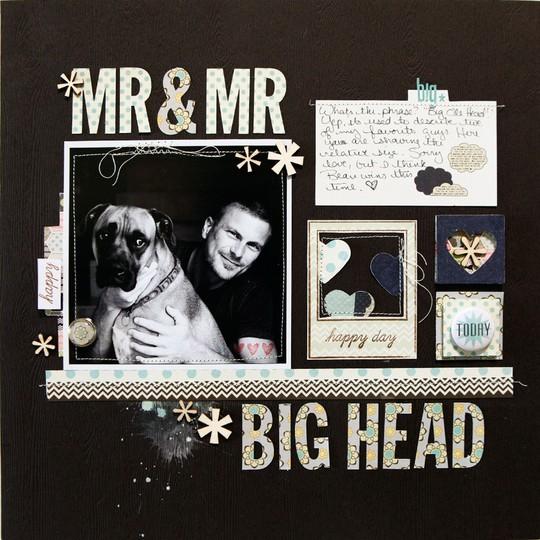 Mr mr big head lo
