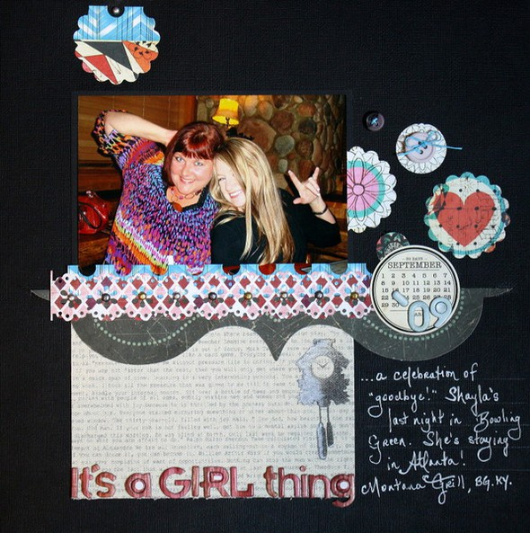Its a girl thing decsc 1