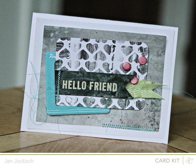 Hifriend main
