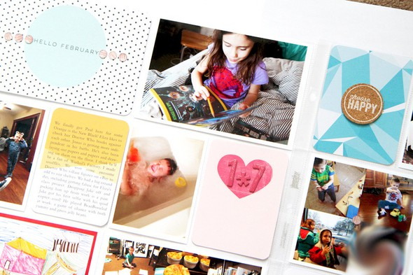 Pocket scrapbooking with studio calico digital printables   the nerd nest 1