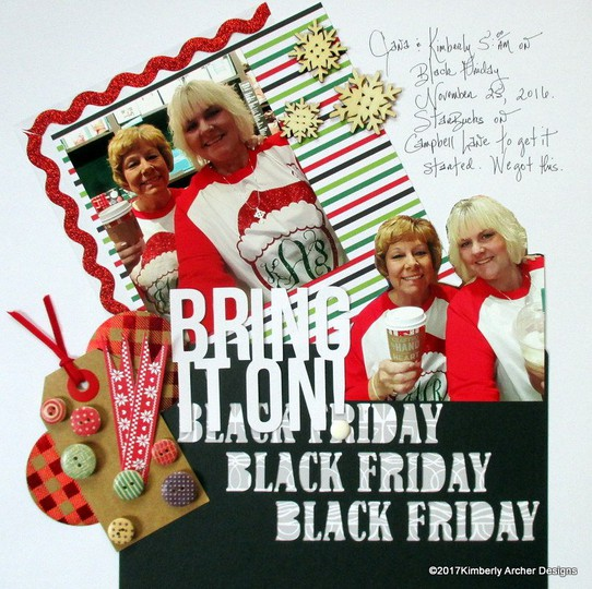 Bring it on black friday original