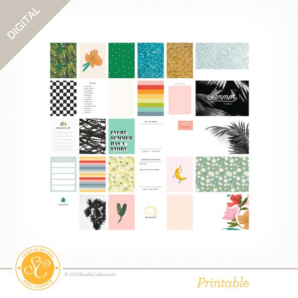 88382 sc digital sunset bay journal cards a side preview original