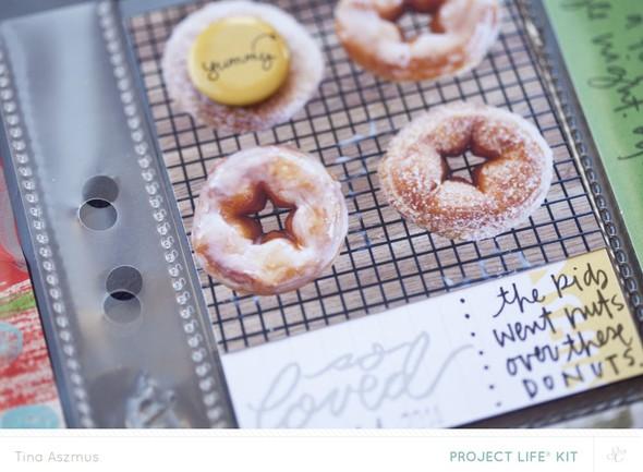 Pl clusp donut