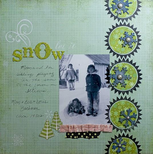 Let it snow web01