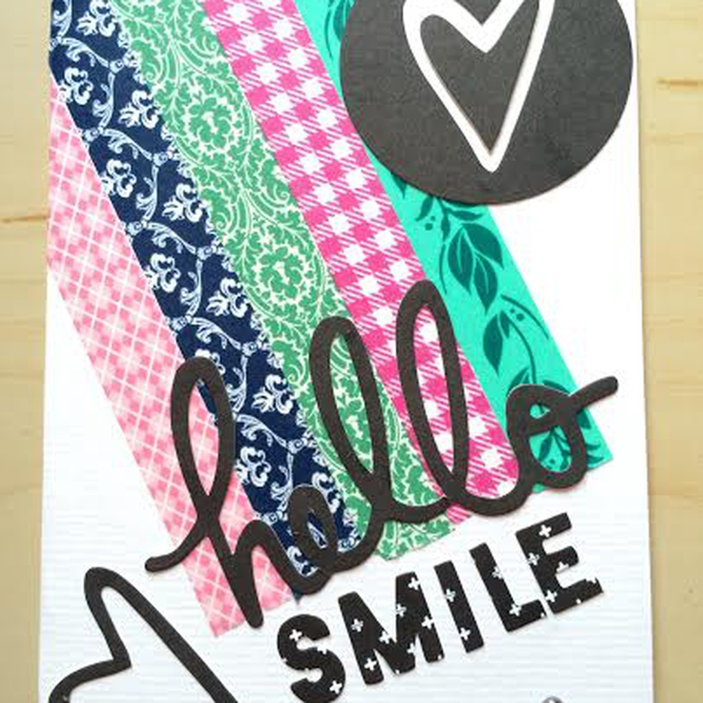 Hello andd smile original
