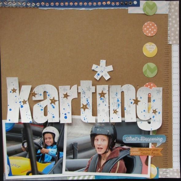 Karting small