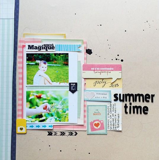 Summertime  m