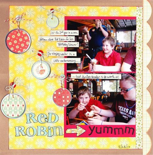 Red robin 0001