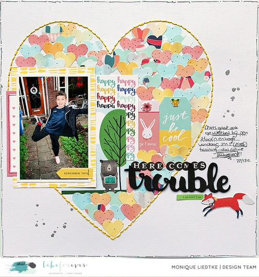 Mliedtke february here comes trouble original