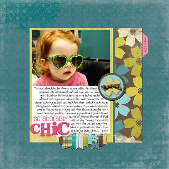 Chic blog