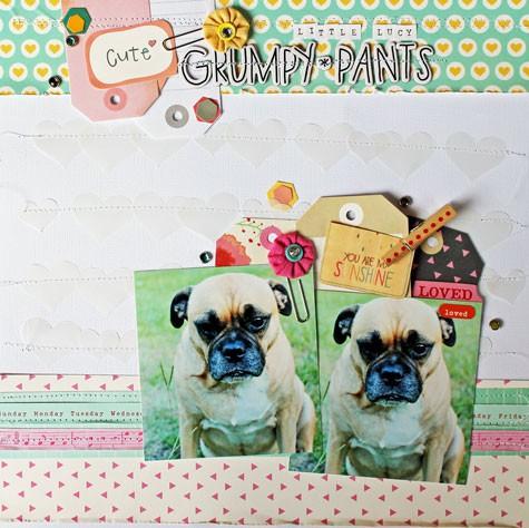 Little lucy grumpypants   l